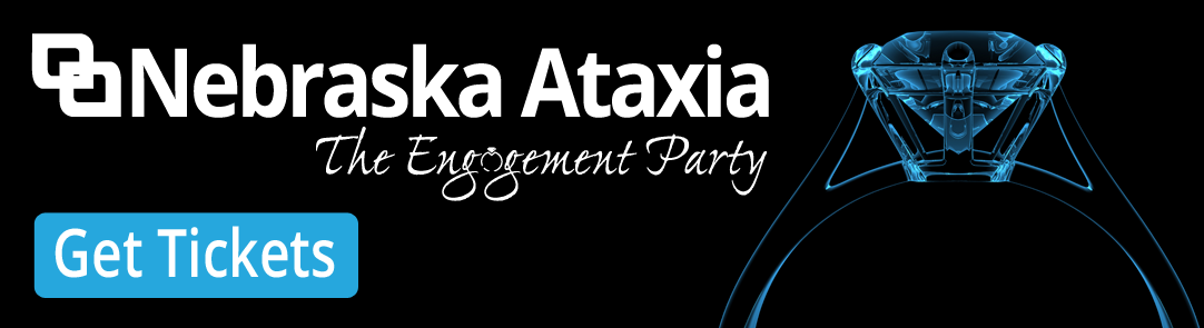 The Engagement Party, Nebraska Ataxia's annual fundraiser.