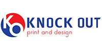 Knock Out Printing